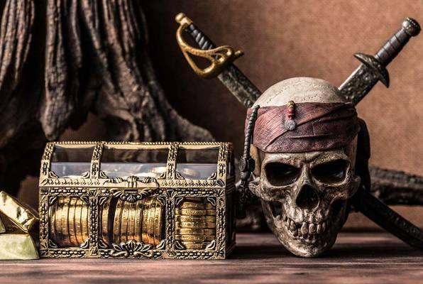 Lost Treasure of Captain Lawrence (DeadLocked Escape Rooms) Escape Room