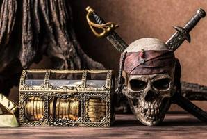 Квест Lost Treasure of Captain Lawrence
