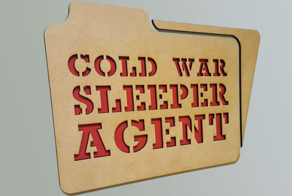 Cold War Sleeper Agent