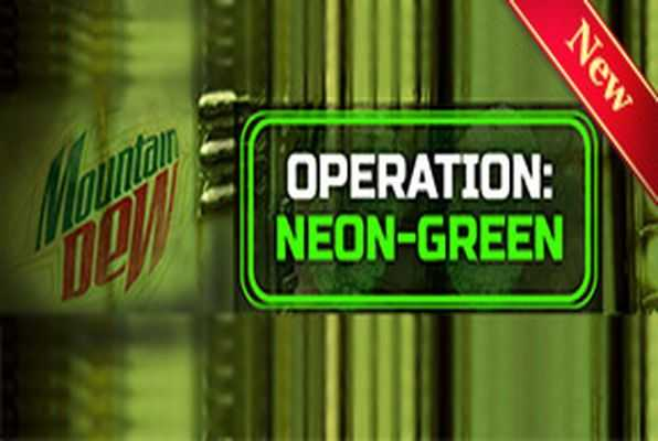 Operation Neon Green (Roomraider) Escape Room