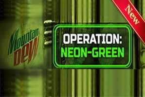 Квест Operation Neon Green