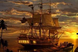 Квест Il Galeone Pirata