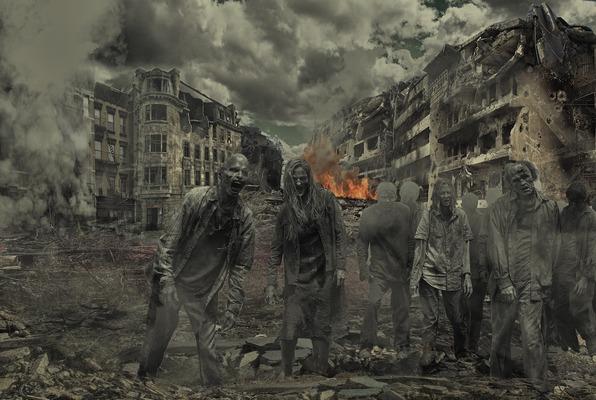 Invasione Zombie
