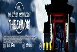 Квест The Shinoby
