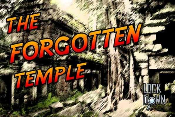 THE FORGOTTEN TEMPLE