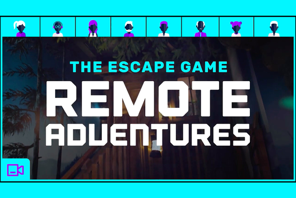 Remote Adventures (The Escape Game Atlanta) Escape Room