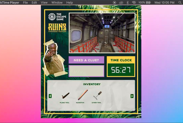 Remote Adventures (The Escape Game Dallas) Escape Room