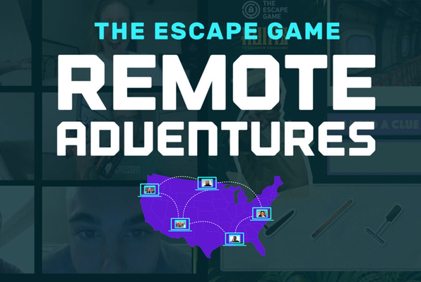 Remote Adventures (The Escape Game Dallas) Escape Room