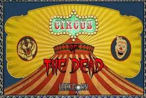 Квест CIRCUS OF THE DEAD