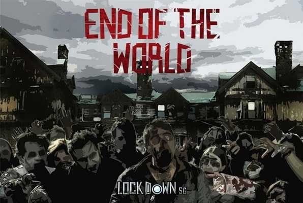 END OF THE WORLD - BREAK-IN