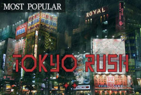 Tokyo Rush (EXIT Canada Calgary) Escape Room