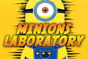 Квест Minions Laboratory