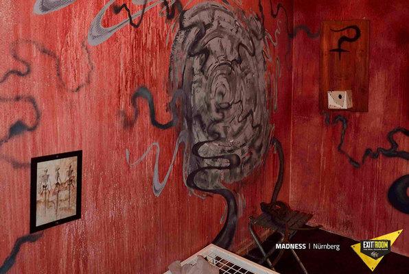 Madness (Exit the Room Budapest) Escape Room