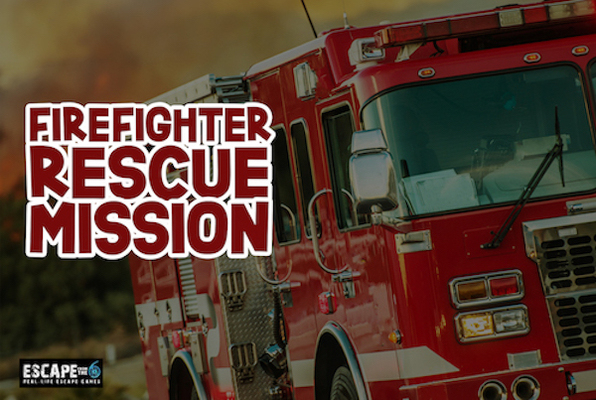 Fire Fighter Rescue Mission Game Room