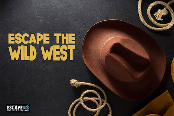 The Wild West Escape Room Game