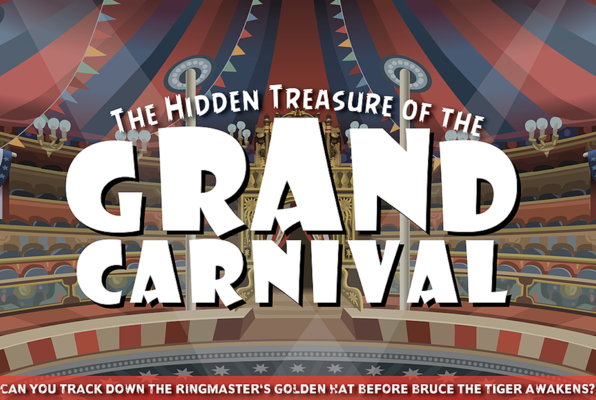 The Hidden Treasure of the Grand Carnival