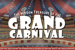 Квест The Hidden Treasure of the Grand Carnival