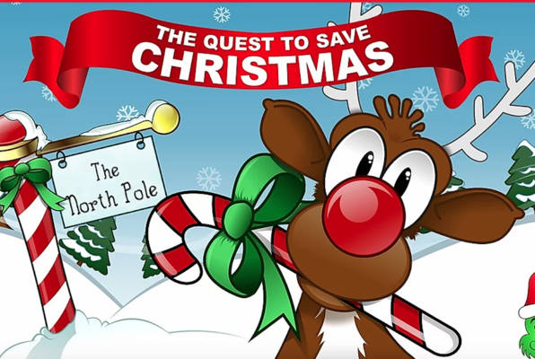 The Quest to Save Christmas (Mysterious Minds) Escape Room