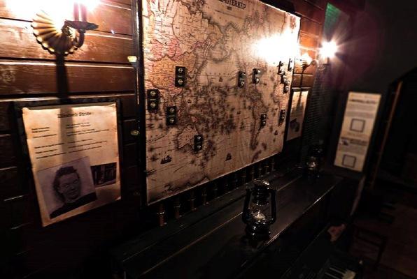 Hasfelmetsző Jack (PLAY - Az Élő Társasjáték) Escape Room