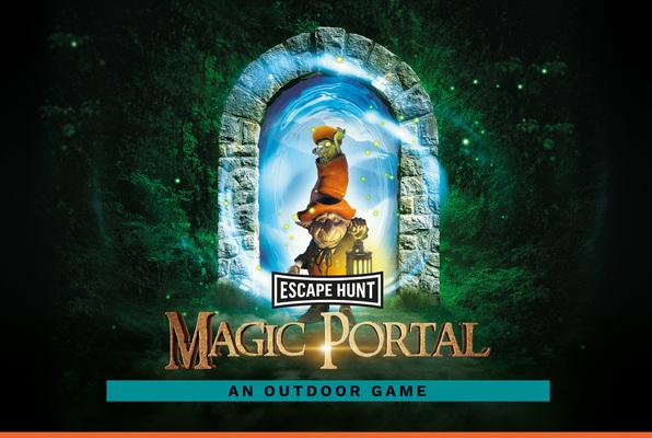 Magic Portal (Escape Hunt Sydney) Escape Room