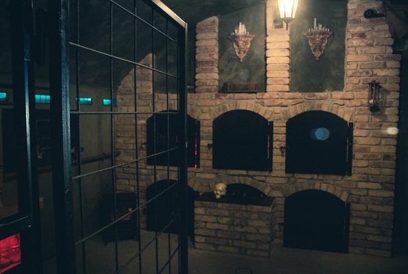 Drakula & Frankenstein (PLAY - Az Élő Társasjáték) Escape Room