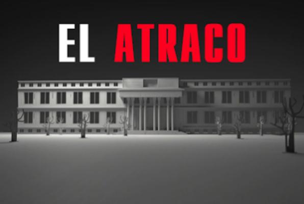 El Atraco (Eureka LEG) Escape Room
