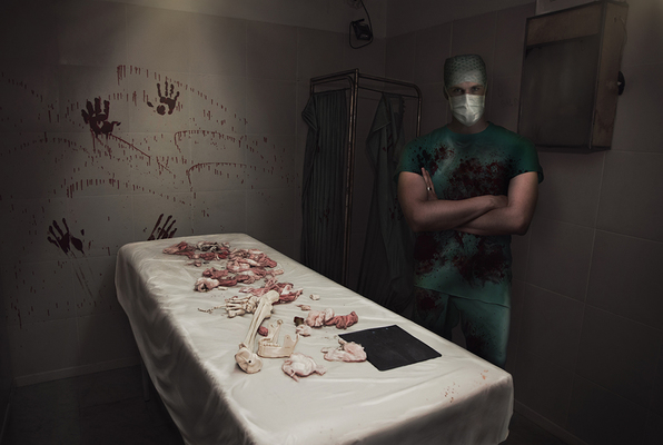 Hospital Psiquiátrico (Juegos Mentales) Escape Room