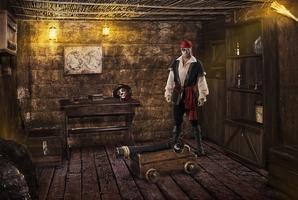 Квест La Casa del Pirata