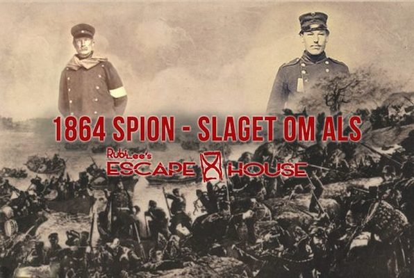 1864 Spy - The Battle of Als