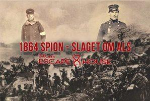Квест 1864 Spy - The Battle of Als
