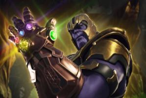 Квест Thanos - The Infinity Stones