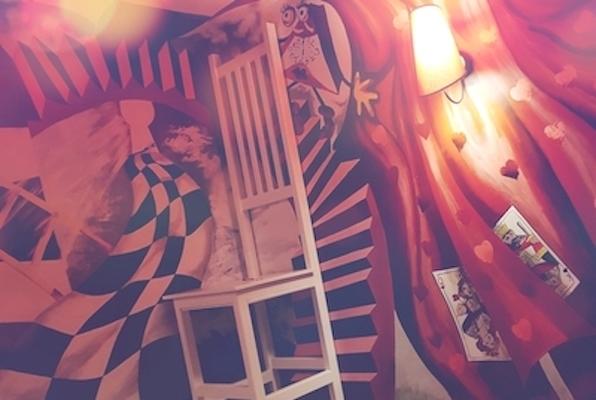 Alicja w Krainie Czarów (Let Me Out Zakopane) Escape Room
