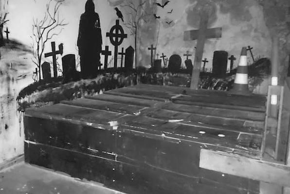 Burying Alive
