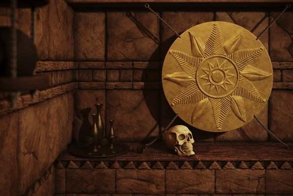 Nöo'zaca Öröksége (MindQuest) Escape Room