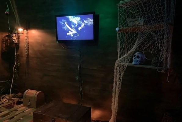 Dead Men Tell No Tales (Ingenious Escape Rooms) Escape Room