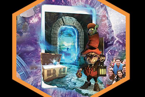 Magic Portal (City Quest) Escape Room