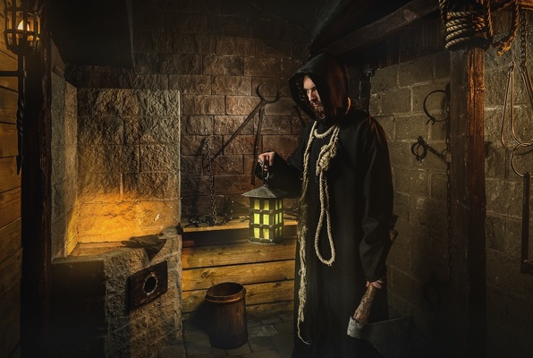 Castle Prisoners (Secret Room Jerusalem) Escape Room
