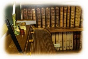 Квест La Biblioteca