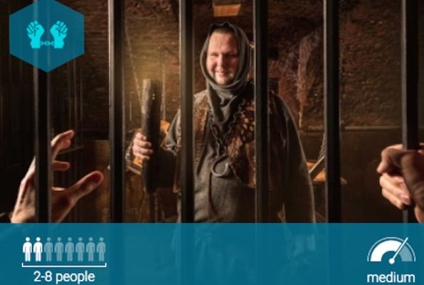 The Last Prisoner Mystery (Escape Room Israel) Escape Room