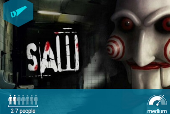 The Saw (Escape Room Israel) Escape Room