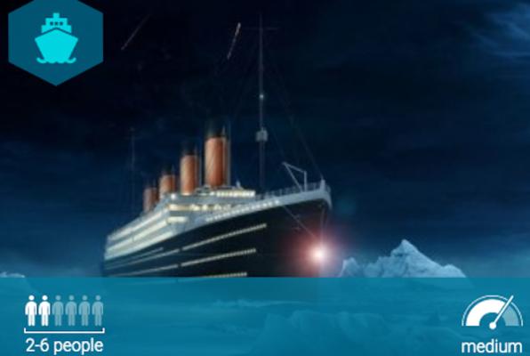 Titanic (Escape Room Israel) Escape Room