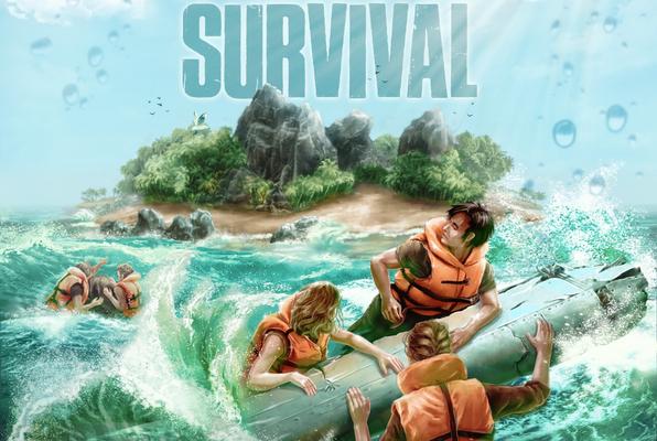 VR Survival (ARVI VR) Escape Room
