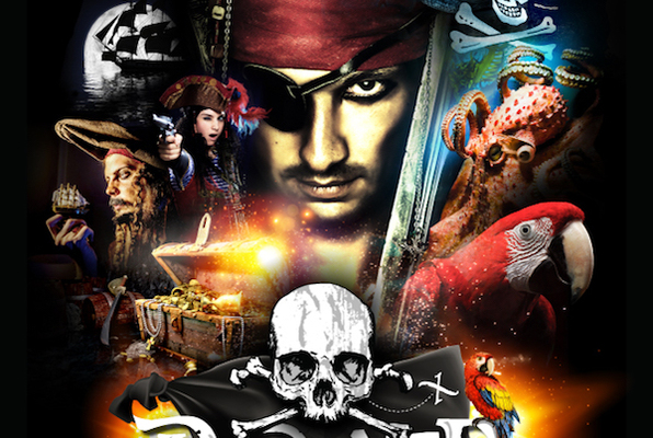 Pirate Plunder (Escape Live Southend) Escape Room