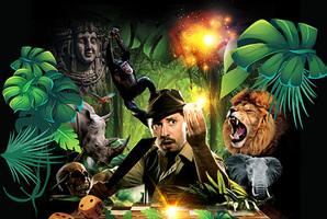 Квест Escape the Jungle