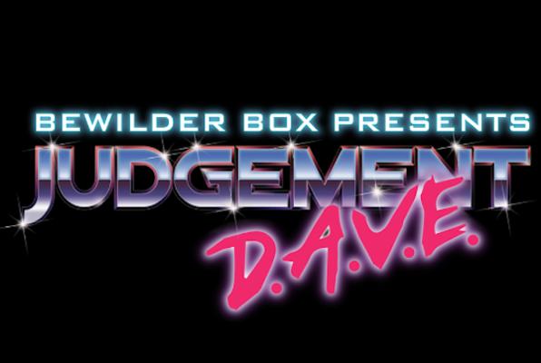 Judgement D.A.V.E. (Bewilder Box) Escape Room