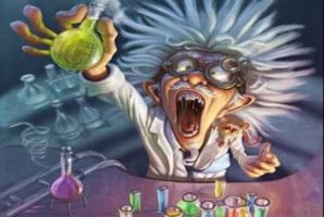 Квест The Mad Scientist