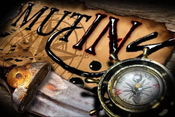 Mutiny (Tulleys Escape) Escape Room