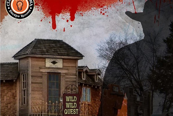 Wild West (Clever Dilemma) Escape Room
