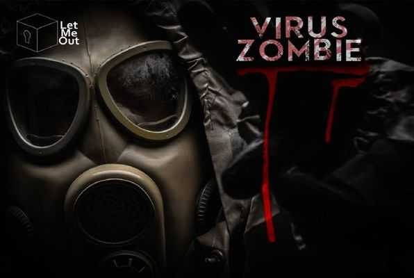 Wirus zombie (LetMeOut) Escape Room