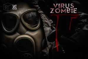 Квест Wirus zombie